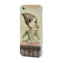 Husa rigida iPhone 5/5S Mirabelle If Only