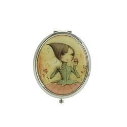 Oglinda ovala in cutie Mirabelle If Only