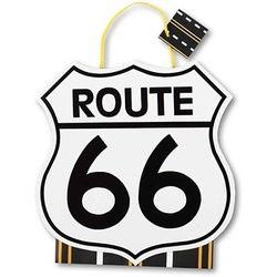 Punga pentru cadou - Route 66