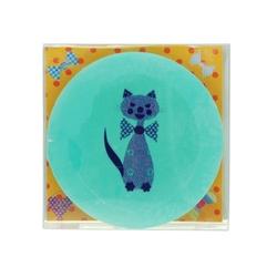 Guma de sters Eclectic Cats in Bowties