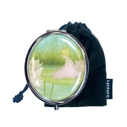 Oglinda ovala in cutie Eclectic Thumbelina