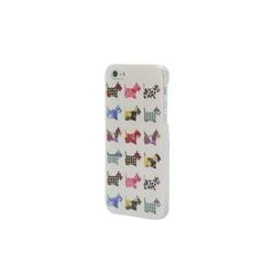 Husa rigida iPhone 5/5S Eclectic Scottie Dogs