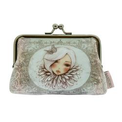 Mirabelle portofel cu clips Augustine