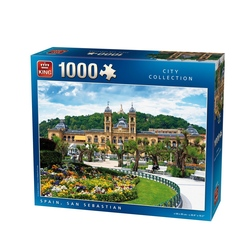 Puzzle 1000 piese San Sebastian
