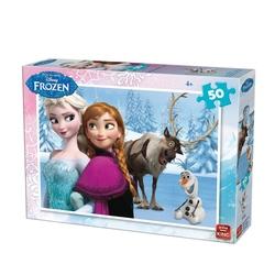 Puzzle 50 piese Disney Frozen