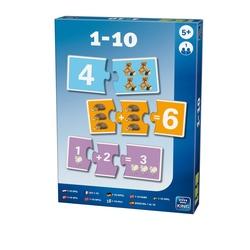 Puzzle joaca-te si invata sa numeri