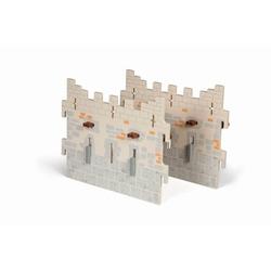 Papo Set 2 pereti mari din lemn pentru castel