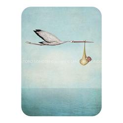 Felicitare Eclectic-Stork