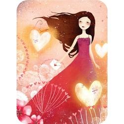 Felicitare Eclectic-Heart Lanterns