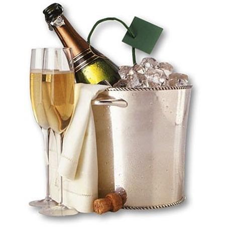 Punga pentru cadou - Champagne