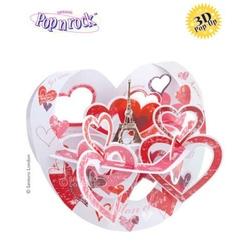 Felicitare 3D Popnrock-Iubire