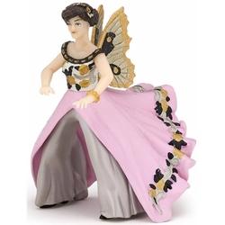 Figurina Papo - Spiridus roz calare