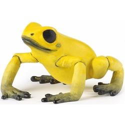 Figurina Papo - Broasca ecuatoriala galbena