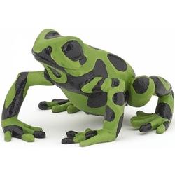 Figurina Papo - Broasca ecuatoriala verde
