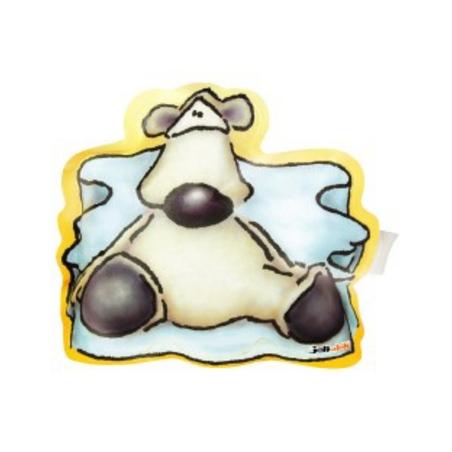 Felicitare Urs polar-gonflabila 3D