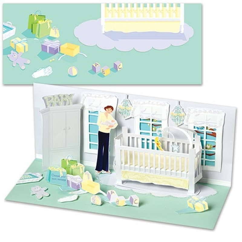 Felicitare Camera copilului-Panoramics