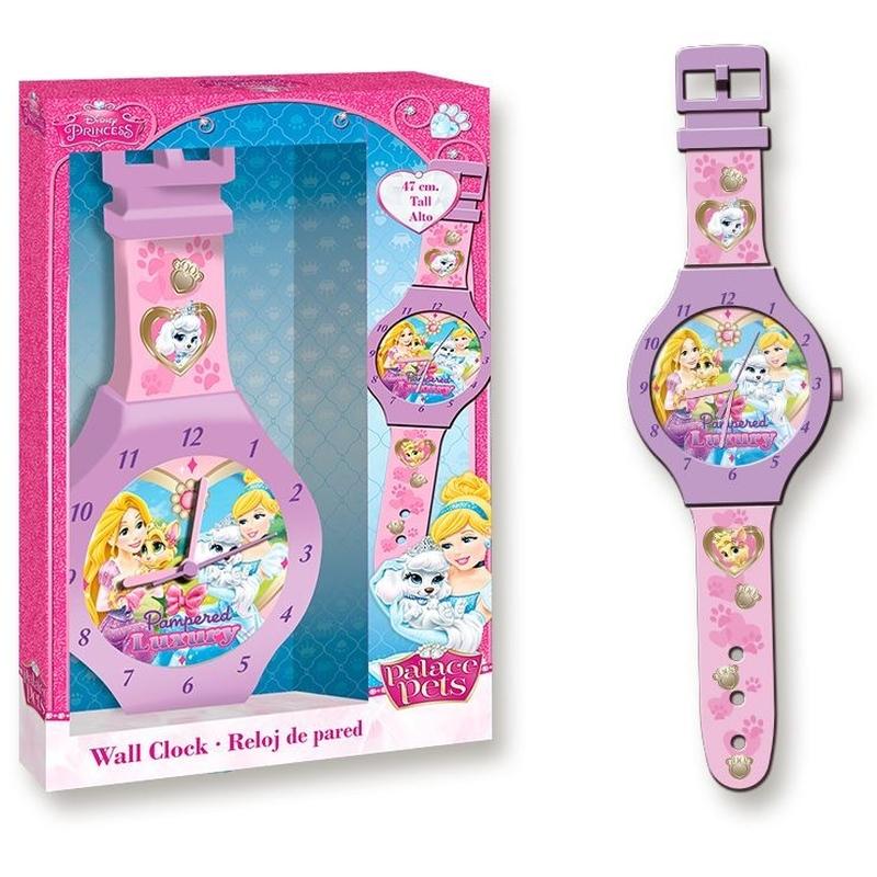 Ceas de perete Princess Pets 47cm
