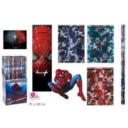 Hartie de impachetat Spiderman 200 x 70 cm