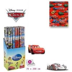 Hartie de impachetat Cars Disney 200 x 70 cm