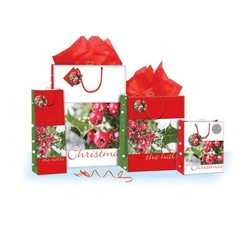 Punga de iarna - Traditional tree & Wreath L