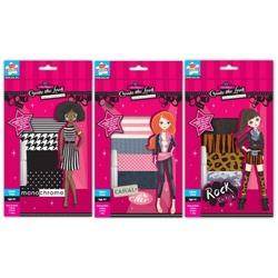 Kids Create-Set creativ Croieste propria gama moda (3 modele asortate)