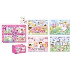Set 4 puzzle fetite-Kids Create