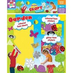 Tablou cu gradina-Kids Create