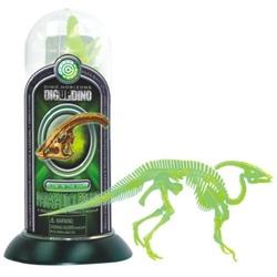 Tub cu schelet fosforescent de dinozaur