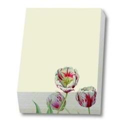 Bloc notite 72 file Tulipa 'Teyler', Anita Walsmit Sachs