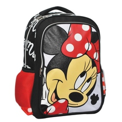 Ghiozdan tip rucsac oval Minnie Mouse