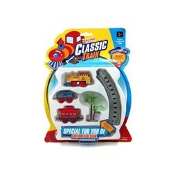 Trenulet clasic pentru copii
