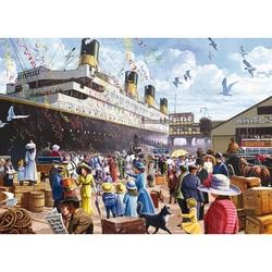 Puzzle 1000 piese-Titanic