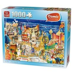 Puzzle 1000 piese Las Vegas