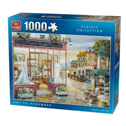 Puzzle 1000 piese O zi de neuitat