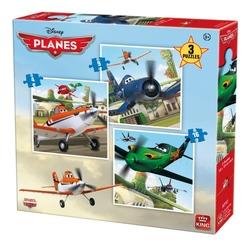 Puzzle Disney 3 in 1 Planes