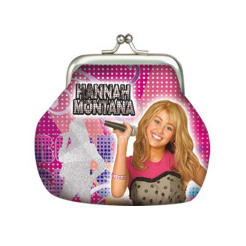 Portofel monede Hannah Montana