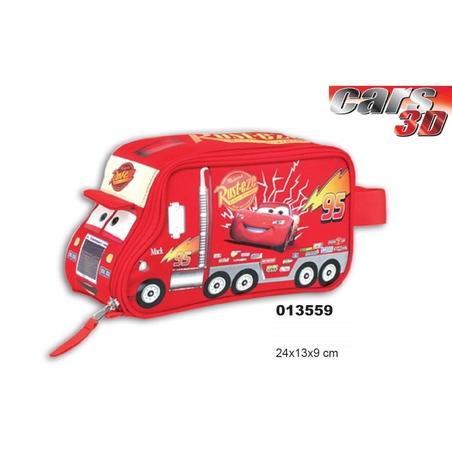 Geanta de mana in forma de camion Cars 3D