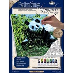 Pictura pe panza  - Panda importator Jad Flamande