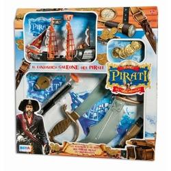 Jucarie set corabie pirati