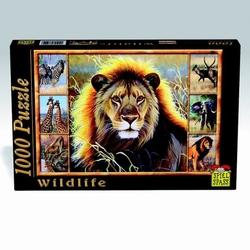 Puzzle Wildlife Leu 1000 piese