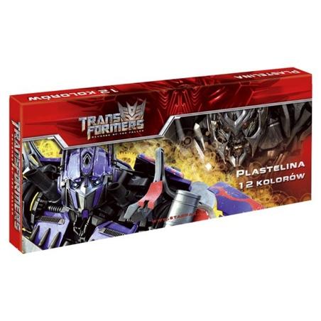 Plastilina Transformers