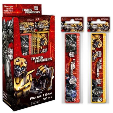 Rigla 15cm Transformers