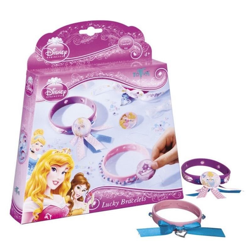 Totum-Creaza-ti propriile bratari Princess-Disney