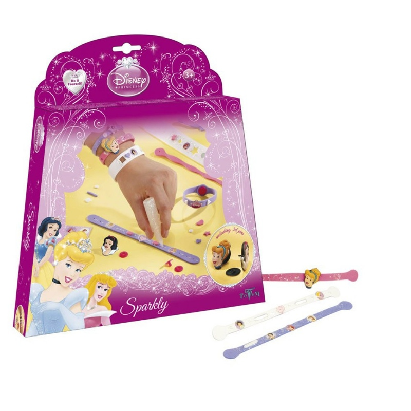 Totum-Creaza-ti bratari Princess-Disney