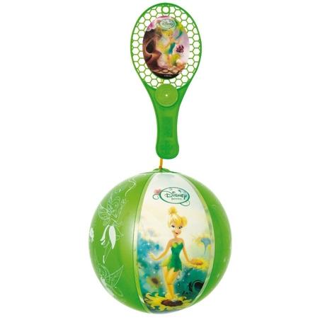 Minge gonflabila cu paleta Fairies Disney 22 cm