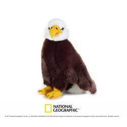 Jucarie din plus National Geographic Acvila 27 cm