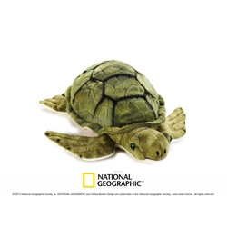Jucarie din plus National Geographic Testoasa marina 32 cm