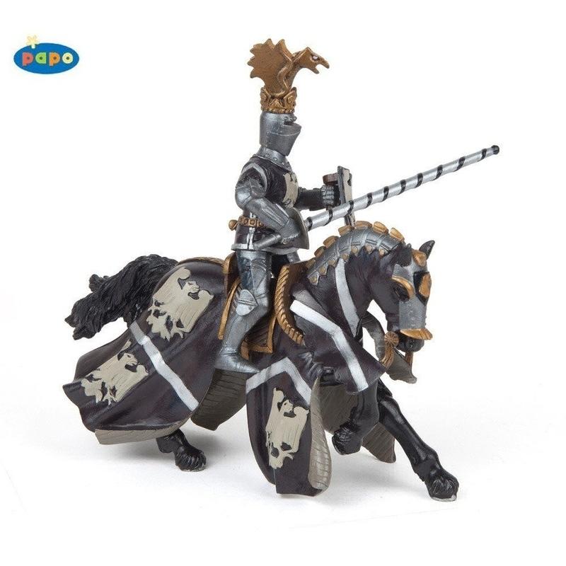 Calul Printului Jean - Figurina Papo