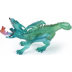 Dragonul de smarald - Figurina Papo