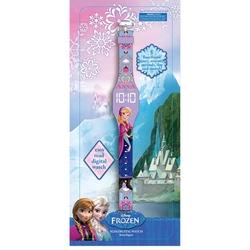 Ceas digital cu afisaj led - Frozen mov